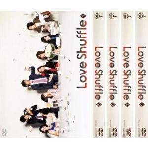 ラブ シャッフル Love Shuffle 全5枚  レンタル落ち 全巻セット 中古 DVD  テレ...