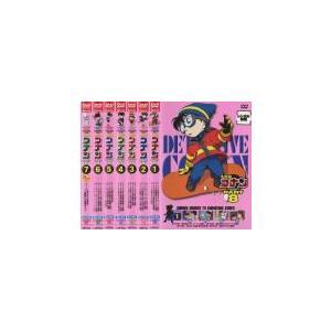名探偵コナン PART8 全7枚  レンタル落ち 全巻セット 中古 DVD mediaroad1290