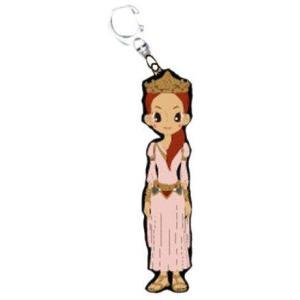 ジェニス ラバーキーホルダー 映画レイトン教授と永遠の歌姫 セル専用 新品 Etc mediaroad1290