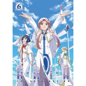 ARIA アリア The ORIGINATION Navigation.6 レンタル落ち 中古 DVD|mediaroad1290
