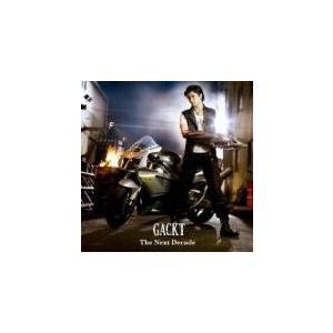 【5000円以上送料無料】の対象商品です。【バーゲン】 (出演) GACKT (ジャンル) CD、音...