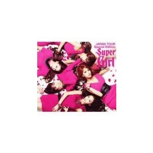 スーパーガール JAPAN TOUR Special Edition CD+DVD 限定盤 セル専用 新品 CD|mediaroad1290