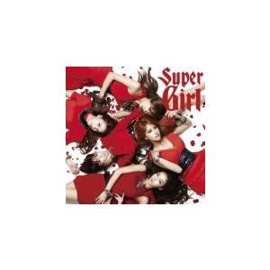スーパーガール 初回盤C セル専用 新品 CD|mediaroad1290