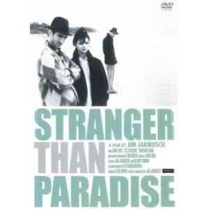 ストレンジャー・ザン・パラダイス【字幕】 レンタル落ち 中古 DVD