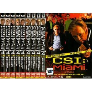 bs::CSI:マイアミ シーズン4 全9枚 第401話〜第425話 最終 レンタル落ち 全巻セット 中古 DVD  海外ドラマ ケース無:: mediaroad1290