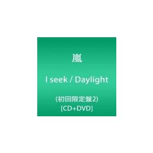 I seek  Daylight   CD+DVD 初回限定盤2 セル専用 新品 CD|mediaroad1290