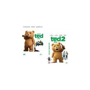 テッド ted 全2枚 1、2 レンタル落ち セット 中古 DVD mediaroad1290