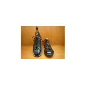 【セール品】トリッカーズ TM 6077 ブラック 9 Tricker's モンキーブーツ|mediaroad1290