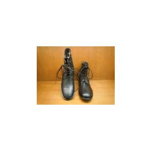 【セール品】ブッテロ B2904 NERO 40 BUTTERO サイドジッパー レースアップ ブーツ 黒|mediaroad1290