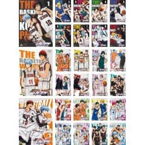 黒子のバスケ 全27枚 第1シーズン 全9巻 + 第2シーズン 全9巻 + 第3シーズン 全9巻 レ...