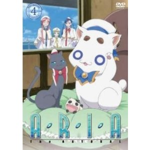 ARIA The NATURAL Navigation 4(第9話〜第11話) レンタル落ち 中古 DVD|mediaroad1290