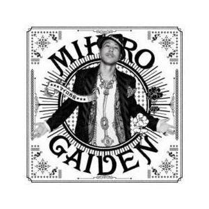 MIHIRO GAIDEN マイロ外伝 レンタル落ち 中古 CD ケース無::