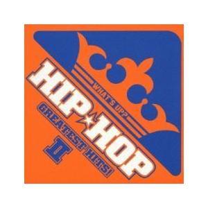 ワッツ・アップ? ヒップ・ホップ・グレイテスト・ヒッツ II 2CD レンタル落ち 中古 CD ケー...