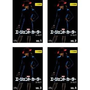 エージェント・カーター シーズン1 全4枚 第1話〜第8話 最終 レンタル落ち 全巻セット 中古 DVD  海外ドラマ mediaroad1290