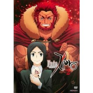 Fate Zero フェイト ゼロ 2(第2話〜第4話) レンタル落ち 中古 DVD