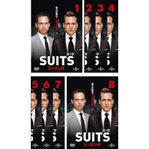 SUITS スーツ シーズン4 全8枚 第1話〜第16話 最終 レンタル落ち 全巻セット 中古 DV...