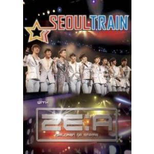 SEOUL TRAIN with ZE:A【字幕】 レンタル落ち 中古 DVD mediaroad1290
