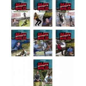 サバイバルゲーム MAN VS. WILD シーズン1 全7枚 【字幕】 レンタル落ち 全巻セットsc 中古 DVD