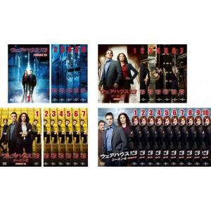 ウェアハウス13 全30枚 シーズン 1、2、3、4 レンタル落ち 全巻セット 中古 DVD  海外ドラマ ケース無:: mediaroad1290