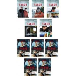 FARGO ファーゴ 全10枚 シーズン1 全5巻 + 始まりの殺人 全5巻 レンタル落ち 全巻セット 中古 DVD  海外ドラマ ケース無::|mediaroad1290