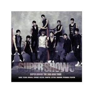 The 3rd Asia Tour Super Show 3 輸入盤 2CD レンタル落ち 中古 CD ケース無::の画像