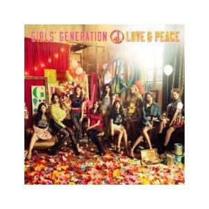 LOVE&PEACE 通常盤 レンタル落ち 中古 CD ケース無::の画像