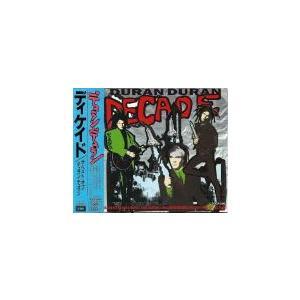 ディケイド ザ・ベスト・オブ・デュラン・デュラン セル専用 新古 CD mediaroad1290
