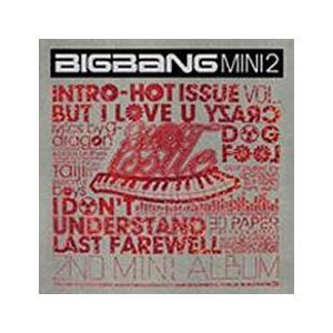 Big Bang 2nd Mini Album Hot Issue 輸入盤 レンタル落ち 中古 CD ケース無::の画像