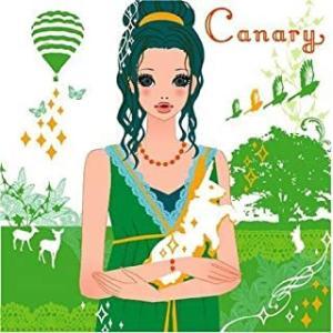 Canary sweet holiday カナリー スィート ホリデイ レンタル落ち 中古 CD ケース無::の画像