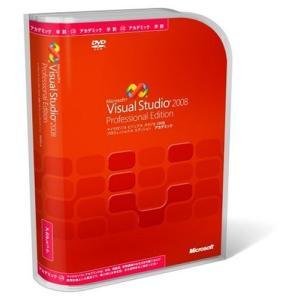 新品 Microsoft Visual Studio 2008 Professional Editi...