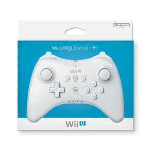 『新品即納』{OPT}WiiU用PROコントローラー Shiro 白 任天堂(WUP-A-RSWA)(20121208)