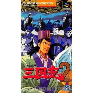 『中古即納』{SFC}横山光輝 三国志2(19931229)|mediaworld-plus