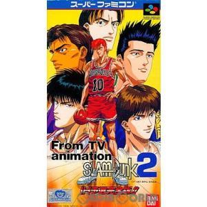 『中古即納』{箱説明書なし}{SFC}テレビアニメ スラムダンク2(From TV Animation Slam Dunk 2) IH予選完全版!!(19950224)|mediaworld-plus