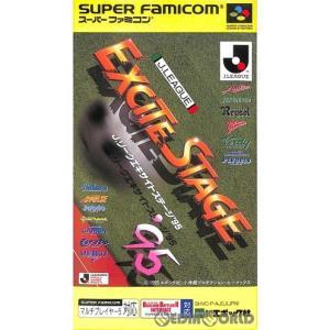 『中古即納』{SFC}Jリーグ エキサイトステージ'95(J.LEAGUE EXCITE STAGE '95)(19950428)|mediaworld-plus