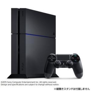 『中古即納』{訳あり}{本体}{PS4}プレイステーション4 PlayStation4 ジェット・ブラック 1TB(CUH-1200BB01)(20151203)
