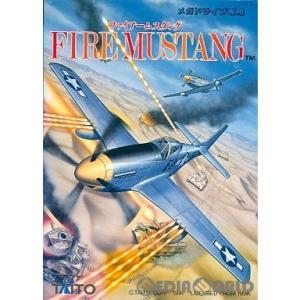 『中古即納』{箱説明書なし}{MD}ファイアームスタング(FIRE MUSTANG)(ROMカートリッジ/ロムカセット)(19910531) mediaworld-plus
