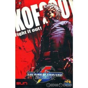 『中古即納』{表紙説明書なし}{NG}ザ・キング・オブ・ファイターズ2001(THE KING OF FIGHTERS'2001/KOF'2001) NEOGEO ROM版(ネオジオロム)(20020314) mediaworld-plus