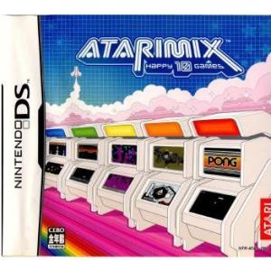 『中古即納』{NDS}アタリミックス:ハッピー 10 ゲームズ(ATARIMIX HAPPY 10 GAMES)(20050630) mediaworld-plus