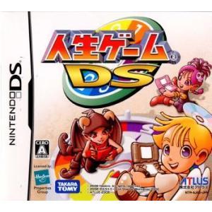 『中古即納』{NDS}人生ゲームDS(20060727)|mediaworld-plus