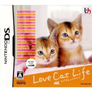 『中古即納』{NDS}Love Cat Life(ラブキャットライフ)(20070830)|mediaworld-plus