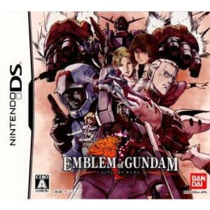 『中古即納』{NDS}エンブレム オブ ガンダム(EMBLEM OF GUNDAM)(20080501)|mediaworld-plus