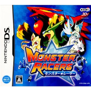 『中古即納』{NDS}モンスター☆レーサー(MONSTER RACER)(20090122)|mediaworld-plus