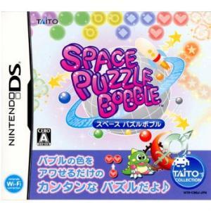 『中古即納』{NDS}SPACE PUZZLE BOBBLE(スペース パズルボブル)(20081218)|mediaworld-plus