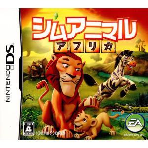 『中古即納』{表紙説明書なし}{NDS}シムアニマル アフリカ(Sim Animals AFRICA)(20091126)|mediaworld-plus