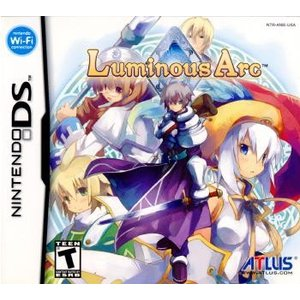 『中古即納』{NDS}Luminous Arc(ルミナスアーク)(北米版)(NTR-ANIE-USA)(20070814)|mediaworld-plus