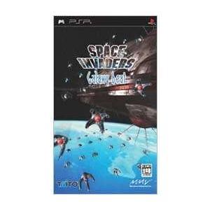 【PSP】マーベラス SPACE INVADERS Galaxy beat スペースインベーダー ギャラクシービートの商品画像|ナビ