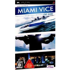 『中古即納』{PSP}マイアミ・バイス ザ・ゲーム(MIAMI VICE THE GAME)(20060831)|mediaworld-plus