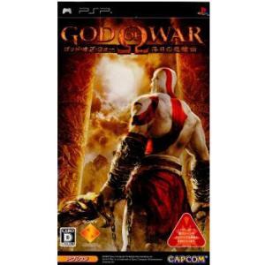 『中古即納』{表紙説明書なし}{PSP}God of War(ゴッド・オブ・ウォー) 落日の悲愴曲(20080710)|mediaworld-plus