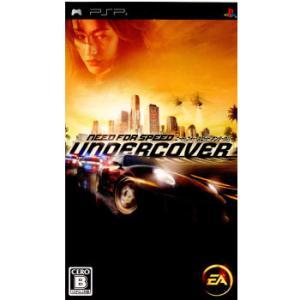 『中古即納』{PSP}ニード・フォー・スピード アンダーカバー(Need for Speed: Undercover)(20081218)|mediaworld-plus