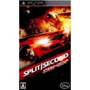 『中古即納』{PSP}SPLIT SECOND -スプリットセカンド-(20110428)|mediaworld-plus